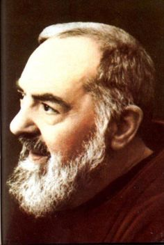 """The greatest sign of love you can show me will be precisely this, that you also thank our Blessed Lady"". Padre Pio"