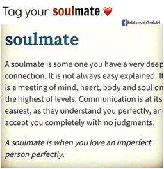 #soulmate