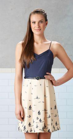 Só na Antix Store você encontra Vestido Velas ao Vento com exclusividade na internet