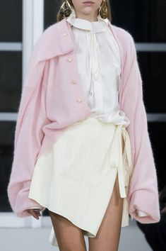 Y Project at Paris Fashion Week Spring 2018 - Details Runway Photos