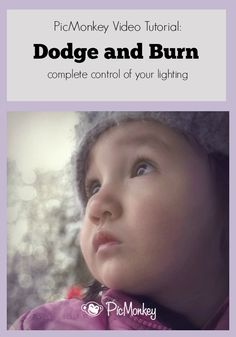 Dodge & Burn. What are they good for? Absolutely everything! Dodge and Burn give you complete control of your lighting. Watch this quick photo editing tutorial and save 1,000s of photos!