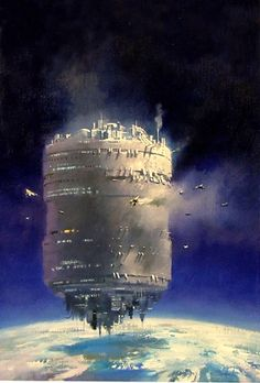 John Harris / spacestation / space station