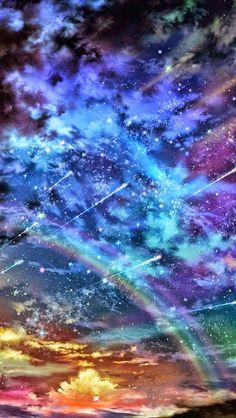 Eğer görebiliyorsan yıldızları ve hissediyorsan akşamın sessizligini sana o…