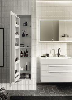 Spiegelschrank im Duschbad Bad Pinterest