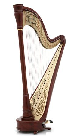 I absolutely love harps. They sound angelic and make a nice addition to the home.