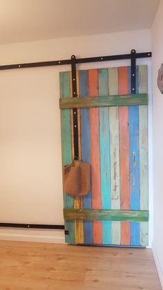 door wood loft