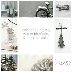 ..Winter ♡.. I love winter and everything about it!