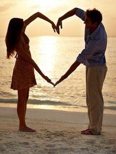 pregnancy announcement beach ideas | Clever Engagement Announcement Ideas | The Knot Blog – Wedding ...