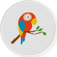 Design by Daily Cross Stitch Stitched by ME!  Will be stitched on 14ct white aida fabric  Professional stitchers charge .01 cents per stitch + time and materials  If you ha... #craftshout #etsyseller #crossstitch #etsyshop #etsychaching