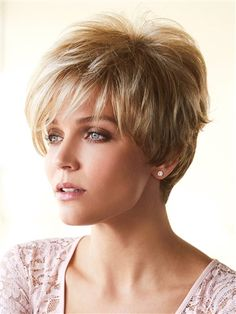 Gia Wig By Rene Of Paris : This Classic Style Features A Chic And Tapered  Look With Effortless Elegance. Wispy Side Swept Bangs And Gentle Waves Will  ...