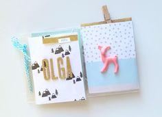 Diario de Loneta: Una pocket letter diferente + sellos navideños Siame
