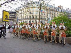 feliz pascua a todos   Chasse aux oeufs dans Paris avec Urban Pulse.  Prochains évènements sur http://www.urbanpulse.fr