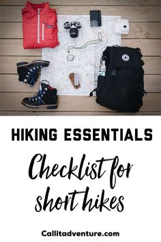 Find out about 10 hiking essentials for beginners to make a trip safe and comfortable. Travel Advise, Travel Tips, Hiking Gear List, Backpacking Tips, Hiking Training, Hiking Essentials, Destinations, Go Camping, Travel