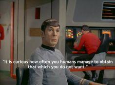 10 Times Mr. Spock Blinded Us With Brilliant Logic