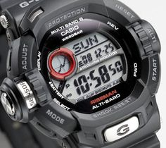 Casio G-shock Riseman