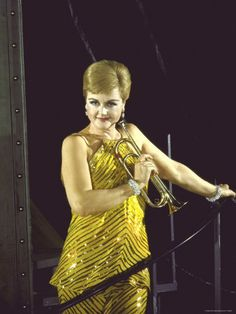 """Angela Lansbury in """"Mame"""" (It's Today!)"""