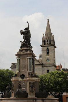 Monumento Abertura dos Portos e Igreja de São Sebastião