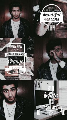 Zayn Malik Wallpaper ✨ Ctto: @stylinsonphones ( on Twitter )