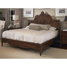 Vieux lyon bed - california king size 6/0