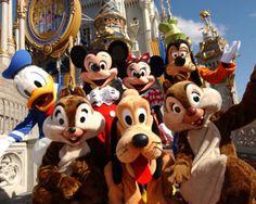 De leukste attracties van Disneyland Paris