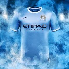 Man City Shirt 2013