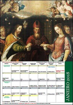 Calendário Tridentino 2018 | Editora Missões Cristo Rei