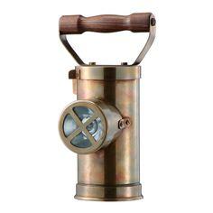 Woodruff Coal Miner Lamp
