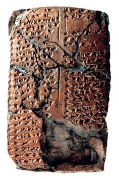 Archaeologists have discovered an unknown language dating back 2,500 years to the days of the Assyrian Empire, after a clay tablet was unearthed at an ancient site in Ziyaret Tepe, Turkey, The book contained a list of woman's names, most of which belong to a so-far unidentified language / Archaeology