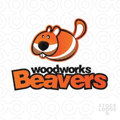 Logo: Beavers Woodworks - Designer: OLD BOY - Collection of interesting designs. #Purchase your #logo in professional www.stocklogos.com/user/rossini