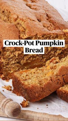 Healthy Bread Recipes, Best Bread Recipe, Whole Food Recipes, Keto Banana Bread, Banana Bread Recipes, Homemade Banana Bread, Pumpkin Pie Mix, Pumpkin Bread, Confort Food