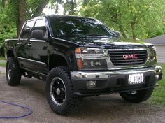 Gmc canyon mod w lift truck mods pinterest gmc canyon and gmc canyon 4x4 a girl can dream too right publicscrutiny Image collections
