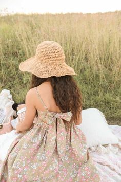 Violet Belle Dress Frankie Straw Hat Baby Girl Accessories, Belle Dress, Spring Dresses, 6 Years, Dress Outfits, Hats, Casual, How To Wear, Beautiful