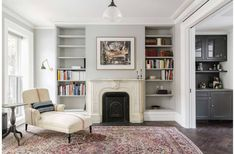 Striking Upgrade to Dilapidated-State Dwelling: Brooklyn Townhouse, New York - http://freshome.com/striking-upgrade-to-dilapidated-state-dwelling-brooklyin-townhouse-new-york/