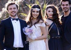 Güneşin Kızları düğün kıyafetleri