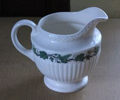 Check out this item in my Etsy shop https://www.etsy.com/listing/265200866/vintage-stratford-wedgwood-creamer