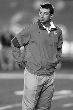 Dabo Swinney, Clemson coach