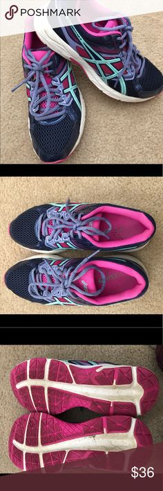 ASICS GEL-Contend 3 GUC • still lots of wear left • Asics Shoes Athletic Shoes
