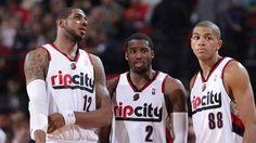 Blazers rout Knicks 105-90, Felton booed all night | kgw.com Portland