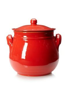 COLI Round Dutch Oven (Red)