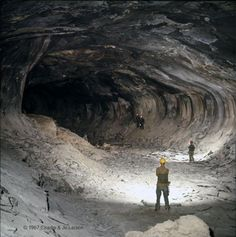 Owyhee River Cave, Oregon- I so want to get in there.                                                                                                                                                                                 More