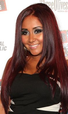 Really pretty all over red hair color :) Love it! Plus same complexion.