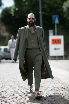 Best of Menswear FW Street Style: Italy | The Fashion Medley