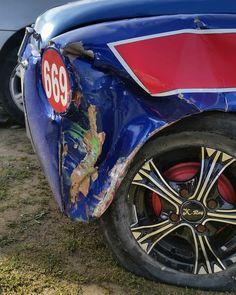 Modificación fiat 600 para carreras std, raicing competición, competition, sport cars, coches , fito, fitito. choque, crash