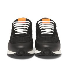 GIVENCHY Panelled Mesh, Leather And Suede Sneakers £420