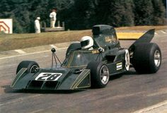 Rikky von Opel - 1973 - US GP - Team Ensign N173