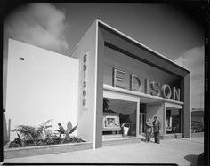 Edison   local office        Joseph Fadler        1953