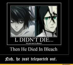 about L from death note