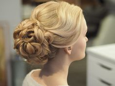 Bridal Hair Updo, Updos, New Hair, Hair Styles, Makeup, How To Make, Fashion, Instagram Images, Model