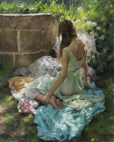 Art by VICENTE ROMERO REDONDO