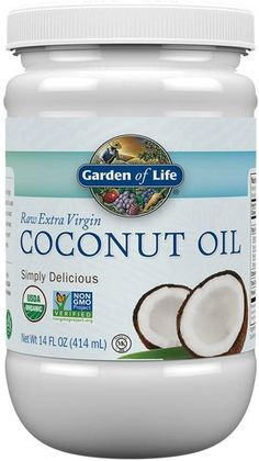 Garden of Life Organic Extra Virgin Coconut Oil - Unrefined Cold Pressed Coconut Oil for Hair, Skin and Cooking, 14 Ounce. The Best Garden of Life Organic Extra Virgin Coconut Oil - Unrefined Cold Pressed Coconut Oil for Hair, Skin and Cooking, 14 Ounce. Best Coconut Oil, Extra Virgin Coconut Oil, Organic Coconut Oil, Coconut Flour, Almond Butter, Coconut Water, Almond Flour, Healthy Carrot Cakes, Healthy Pumpkin